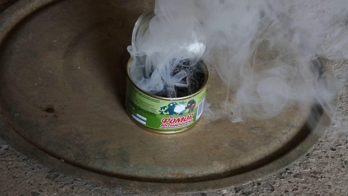 Шашка дыма