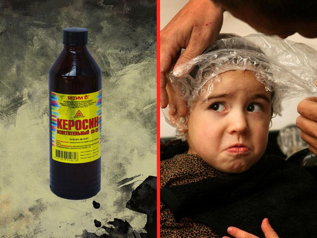 Мытье головы ребенку